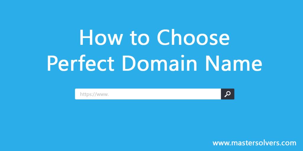 domain name 1024x512 - How to Choose Perfect Domain Name