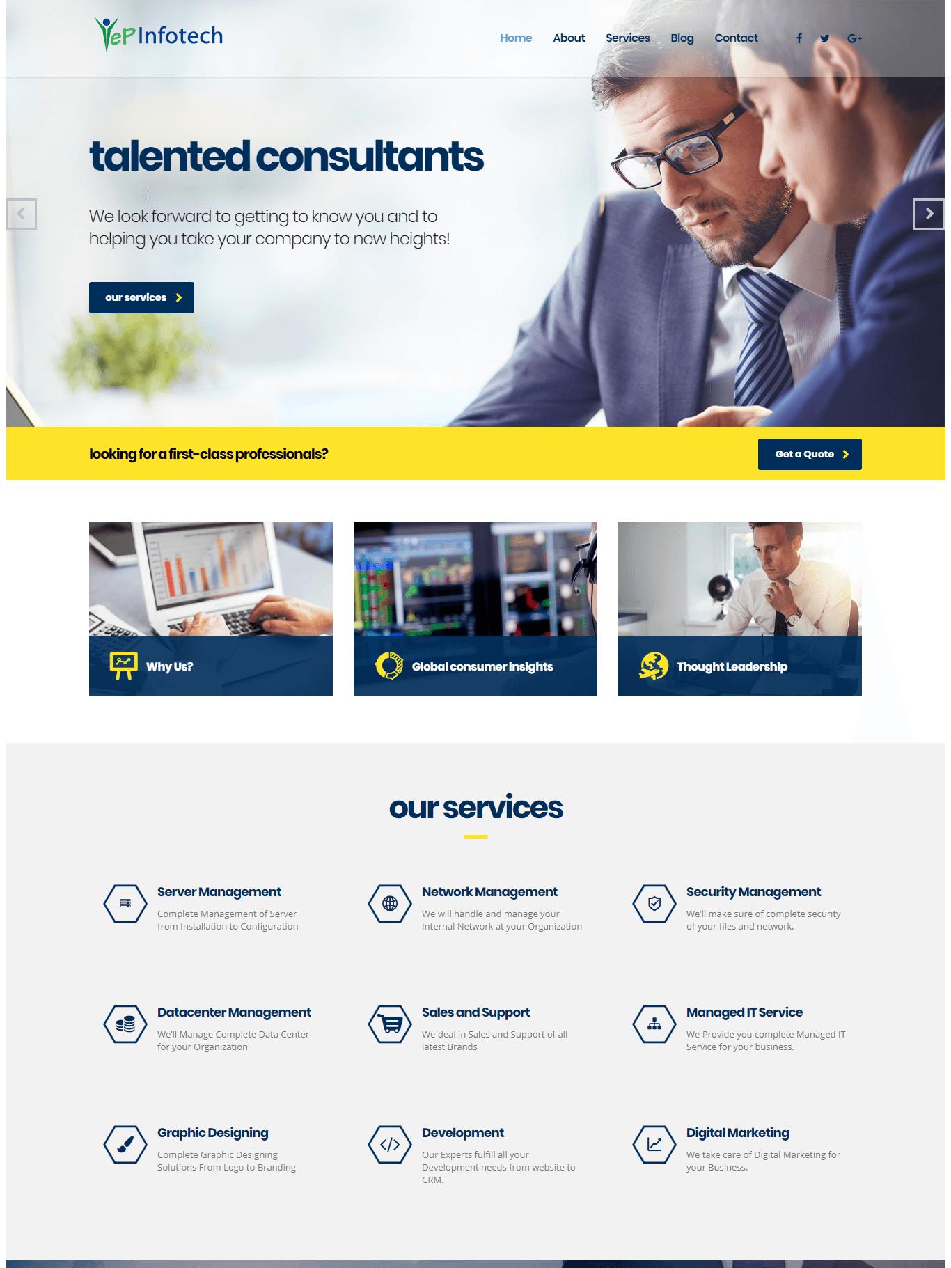Yep Infotech net 1 - Yep Infotech